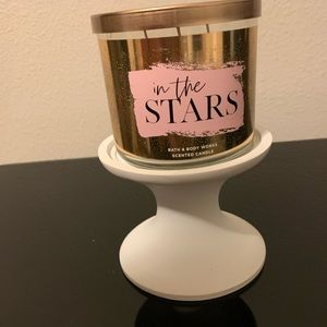 Bath and Bidy Works Candle In the stars